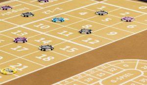 Geschiedenis roulette en Golden Ten casino's