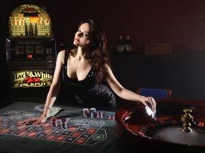 Live roulette tafel