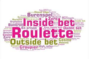 Roulette woordenlijst